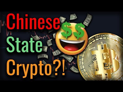 The Real Reason Bitcoin Is Stuck Here - Chinese Cryptocurrency In THREE MONTHS?