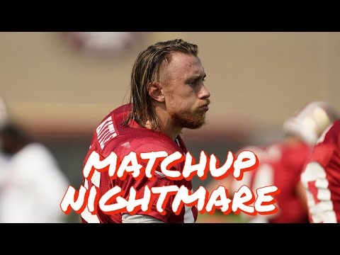 49ers FS Jimmie Ward Explains Why George Kittle is the Toughest Matchup in the NFL