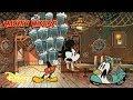 Los motociclistas | Mickey Mouse