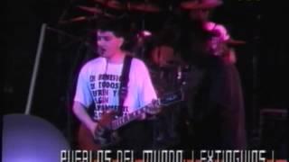 SINIESTRO TOTAL - Zeleste, Barcelona 1990