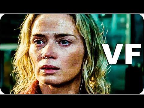 SANS UN BRUIT Bande Annonce VF (2018) Finale