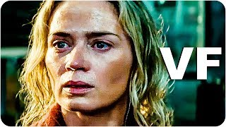SANS UN BRUIT Bande Annonce VF (2018) Finale streaming