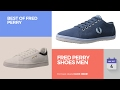 Fred Perry Shoes Men Best Of Fred Perry