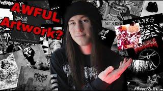 A Breakdown of Album Art. (Punk, Death Metal, Hardcore, Grindcore)