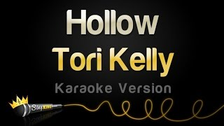 Скачать Tori Kelly Hollow Karaoke Version