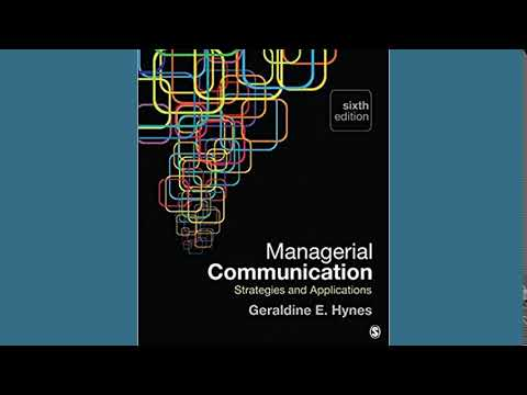 Practice Test Bank For Managerial Communication Strategies And Applications By Hynes 6th Edition