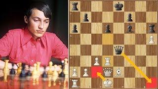 The Future of Chess Was Foretold Early || Karpov vs Hort || Alekhine Memorial (1971)
