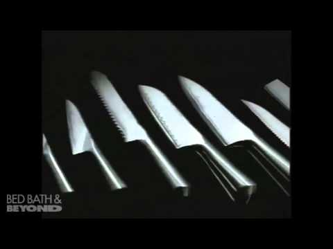 Calphalon Katana Series Cutlery At Bed Bath Beyond Youtube