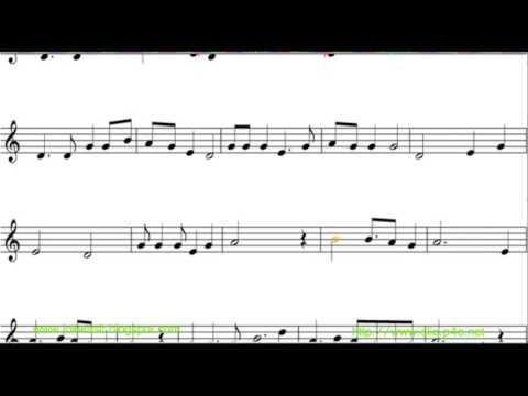[HD] CORDILLERA HYMN music sheet. PIANO.