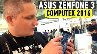 Computex 2016: Asus ZenFone 3 в деталях