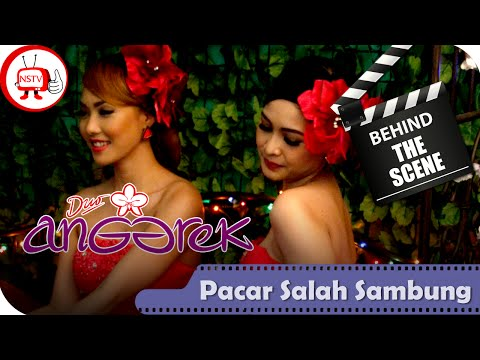 Duo Anggrek - Behind The Scenes Video Klip Pacar Salah Sambung - NSTV