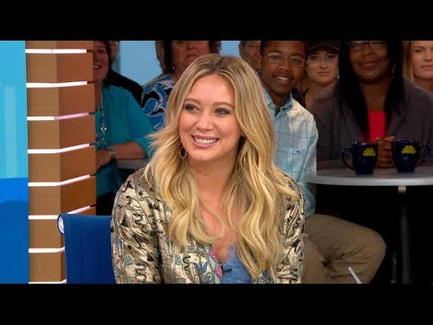 'Younger' star Hilary Duff reveals when her son realized she's famous