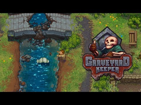 Graveyard Keeper - Peaceful Trailer