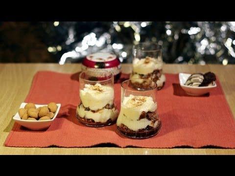 lebkuchen tiramisu dessert silvester buffet youtube. Black Bedroom Furniture Sets. Home Design Ideas