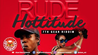 Don Husky Ft. Queen Latesha - Rude Hottidude (Raw) July 2020