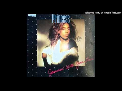 "Princess - Jammin' With Your Love ( 12"" Club Remix )"