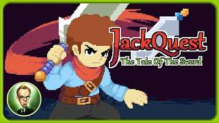 История о любви и геройском спасении. Игра JackQuest The Tale of the Sword на Android и iOS
