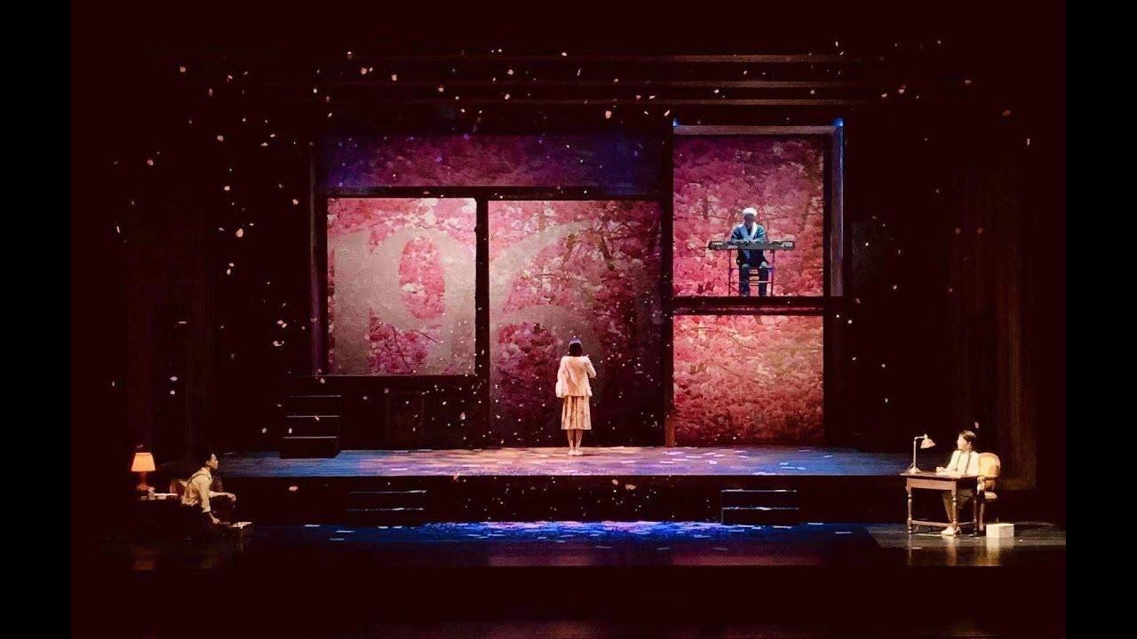 《江/雲.之/間》觀眾好評,明星感動落淚-6月臺中國家歌劇院