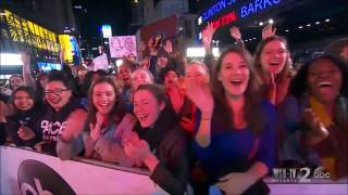 ABC News Election Night 2016 Coverage - 8pm Hour (Hillary R. Clinton vs. Donald J. Trump)