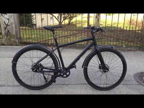 Focus Planet Lite STREET - Urban Bike - Walkaround