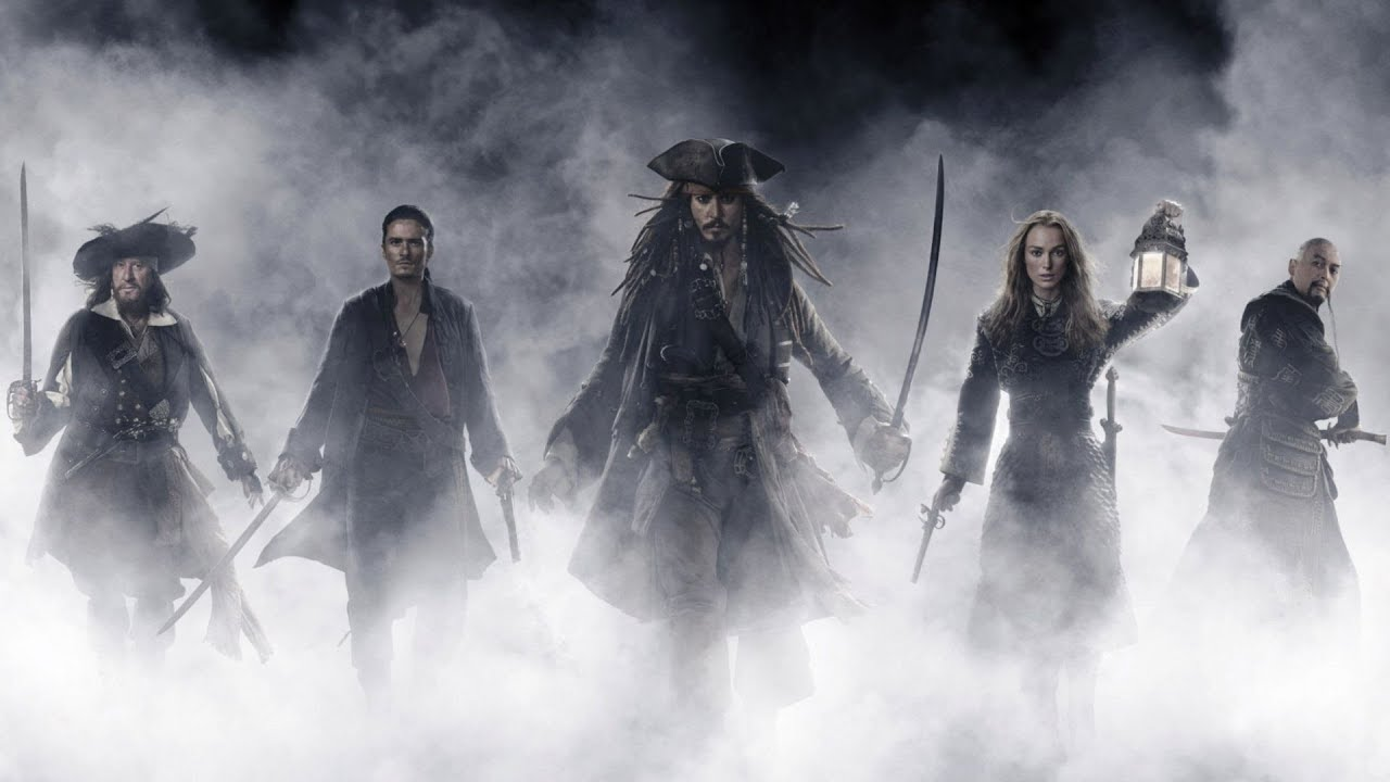 Epica Pirates Of The Caribbean Piratas Del Caribe En El Fin Del Mundo Youtube