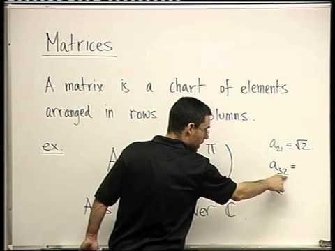 11 - Matrices