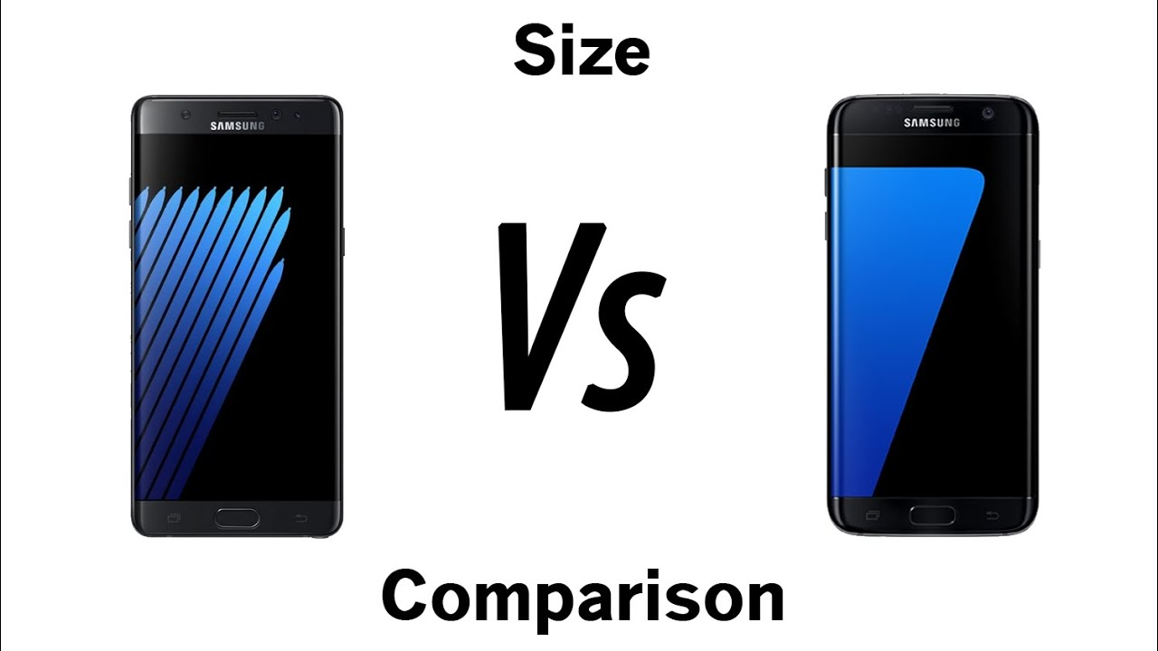 Galaxy Note 1 Size