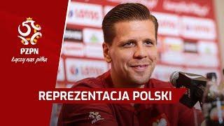 Konferencja prasowa | Wojciech Szczęsny, Krzysztof Piątek