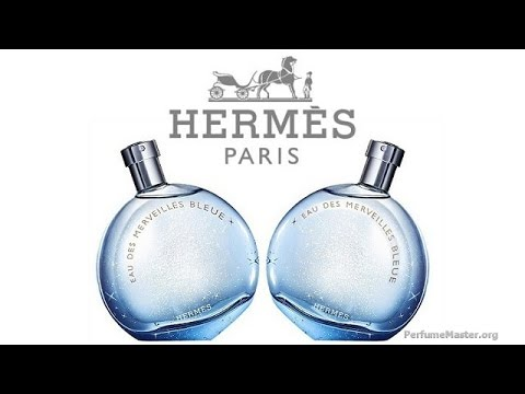 hermes perfume eau des merveilles bleue