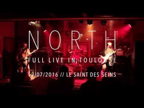 NORTH // Full HD Live In Toulouse