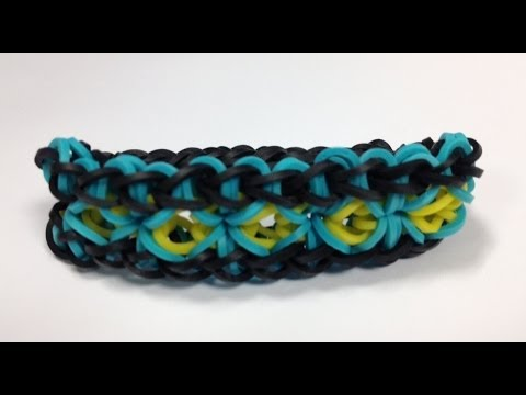 Bandaloom How To Make A Dream Catcher Bracelet Youtube