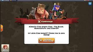 Können wir die Kobolde besiegen ? anstehender Clanskrieg l Clash of Clans l DieNoBuddys