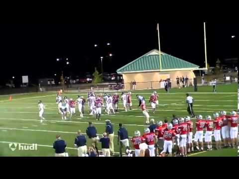 Zach Pruitt, North Cobb Christian School, Senior Long Snapping Highlights