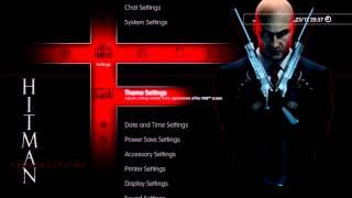 Hitman Absolution Dynamic PS3 Theme + FREE Download