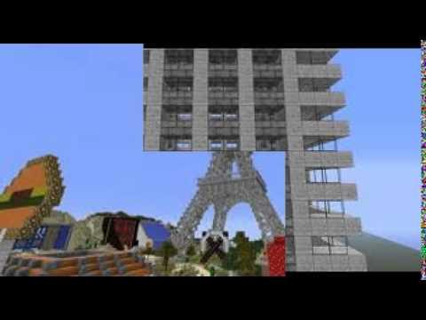 Minecraft Die Besten Hochhäuser YouTube - Minecraft hochhauser