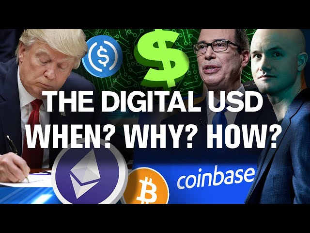100% PROOF the Dollar Is Going DIGITAL! When? Soon!