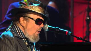 "2013 Official Americana Awards - Dr John ""I Walk On Guilded Splinters"""