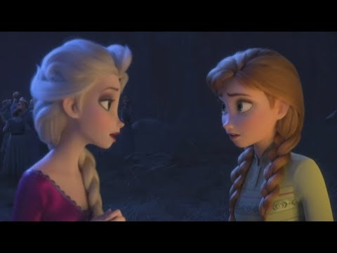 video: Frozen 2:  Disney sequel's environmental message for the Greta Thunberg generation