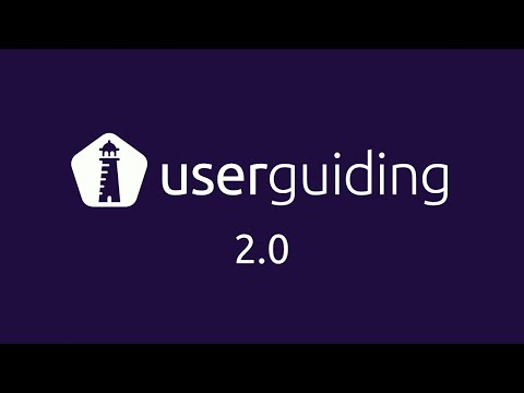 ? UserGuiding - Onboard your new users, without any coding! ?