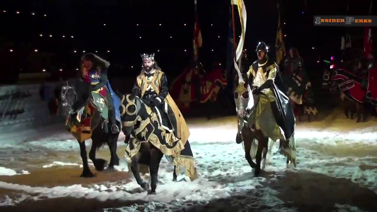 medieval times baltimore youtube
