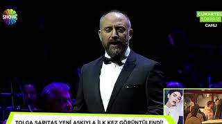 Berguzar Korel #CEVsanat on Showtv