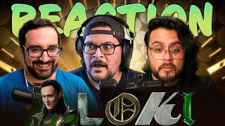 Marvel Studios' Loki - Official Trailer Reaction