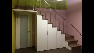 рекомендуем! Шкаф-Лестница в детской ( Стоимость 140.000)