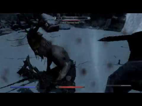 Skyrim - Отбить товары Лисбет у Изгоев