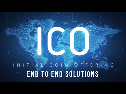 Initial Coin Offering Script | ICO Software Solutions