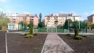 Город Курахово,футбольное поле.(, 2016-10-06T14:48:38.000Z)