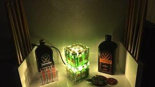 [#001] Obdycs -- Jägermeister Lampe