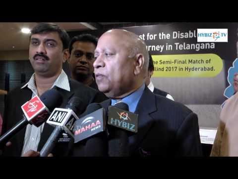 Subu M Kota | Samarthanam Trust | CABI New Brand Inaugurated in Hyderabad