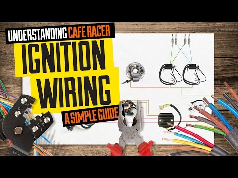 understanding cafe racer ignition wiring (a simple guide find a motorcycle& 39;s brake, tail light