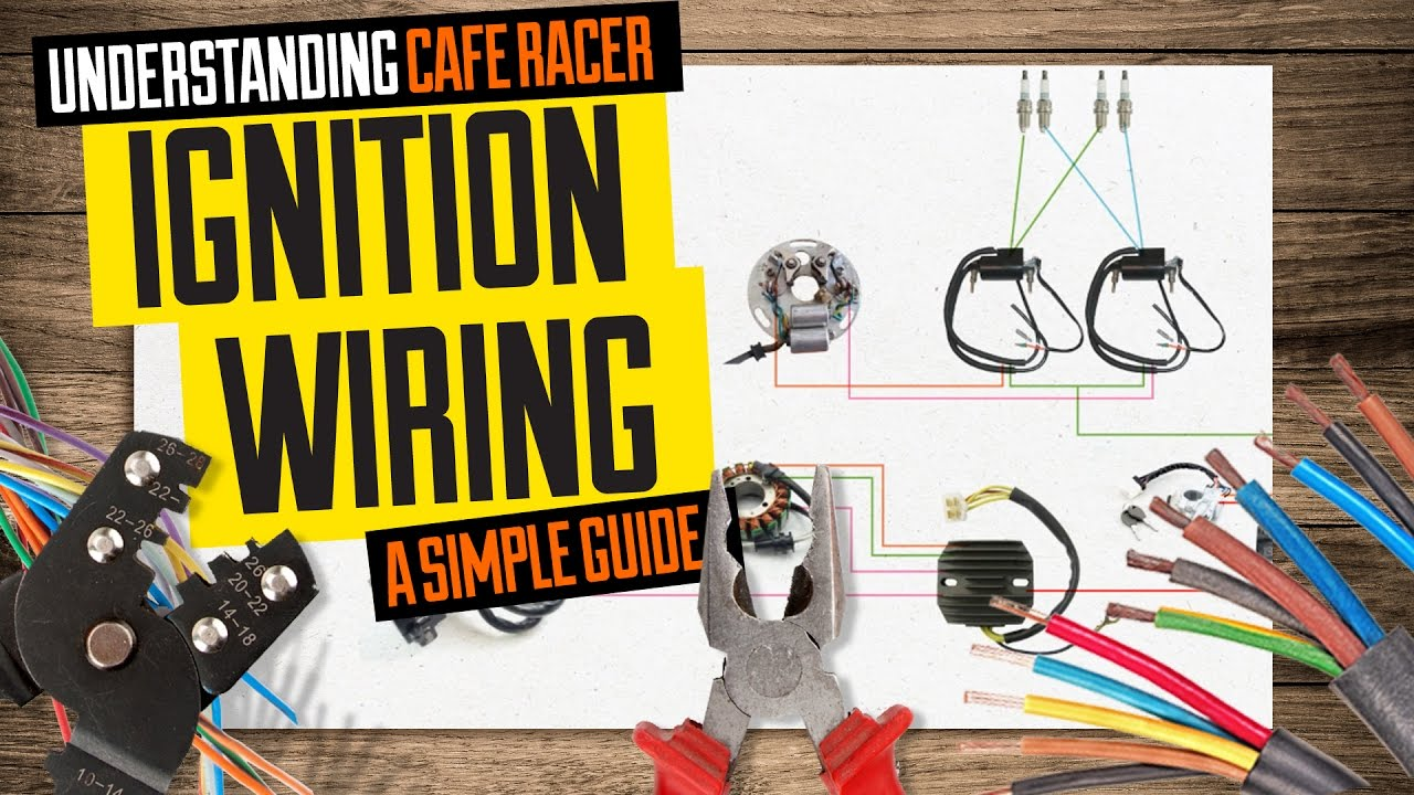 Understanding Cafe Racer Ignition Wiring A Simple Guide Youtube Minimal Motorcycle Diagram